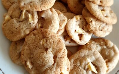 Coockies Pommes Cannelle